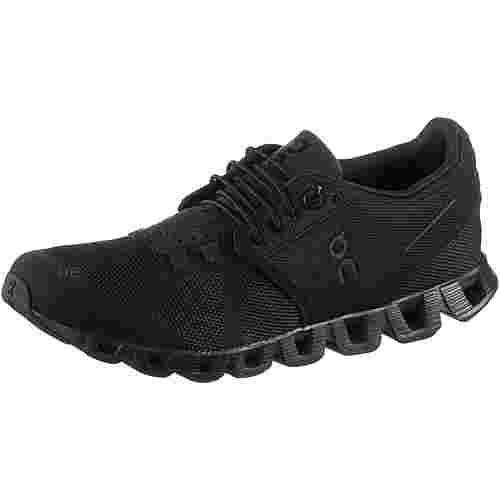 ON Cloud Laufschuhe Damen all-black
