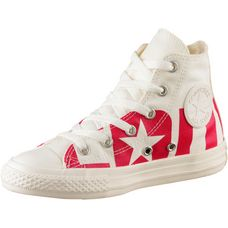CONVERSE Chuck Taylor All Star Sneaker Kinder natural-enamel red-egret