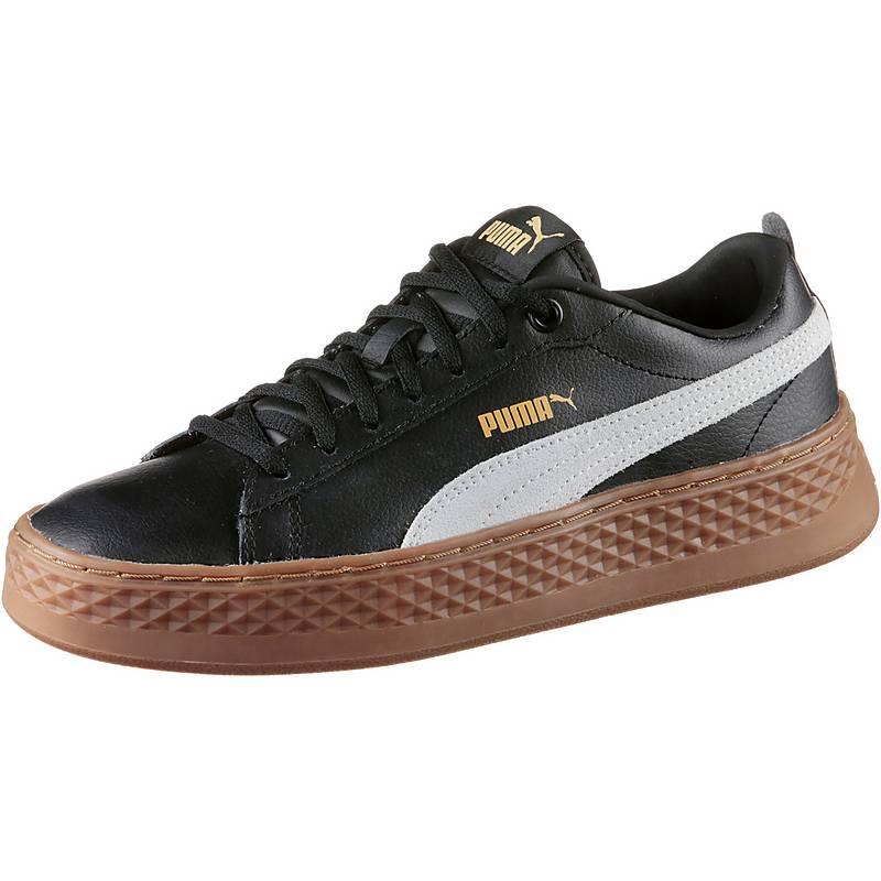 sneakers damen puma schwarz