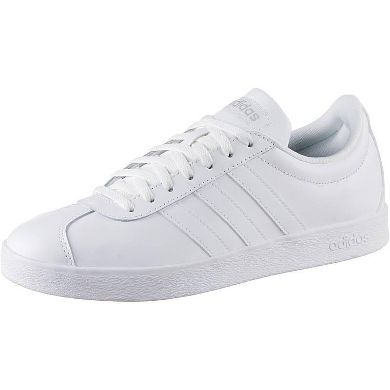 adidas VL Court 2.0 W für Damen (grau / 6) aUczMdiQ