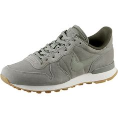 Nike INTERNATIONALIST Sneaker Damen dark stucco-cargo khaki