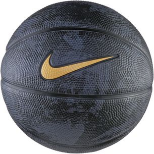 Nike LEBRON SKILLS Basketball black/black/black/metallic gold