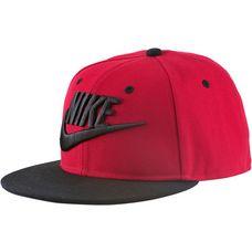 Nike Y NK TRUE FUTURA Cap gym-red-black