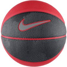 Nike SWOOSH SKILLS Basketball black/university red/university red/cool grey