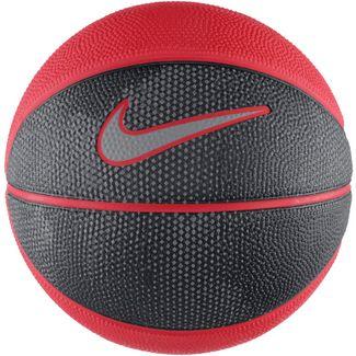 Nike SWOOSH SKILLS Basketball black/university red/university red/cool grey