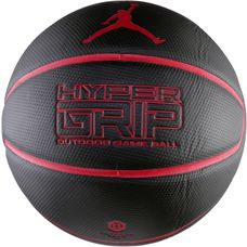 Nike JORDAN HYPER GRIP 4P Basketball black/gym red/gym red/gym red