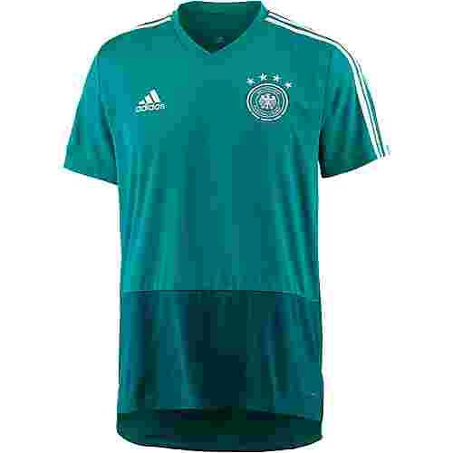 adidas DFB WM 2018 Funktionsshirt Herren eqtgreen/realteal/white