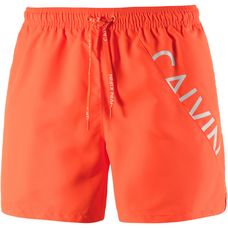 Calvin Klein Badeshorts Herren orange clown fish