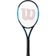 Wilson ULTRA 100UL Tennisschläger black-light blue