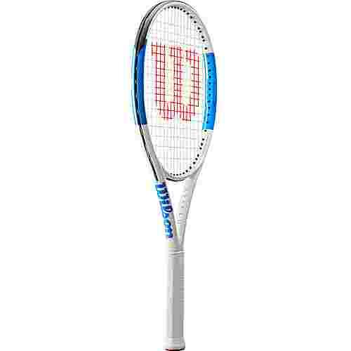 Wilson Ultra Team 100 UL Tennisschläger white-light blue