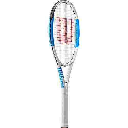 Wilson ULTRA TEAM 100 Tennisschläger white-light blue