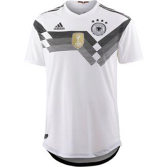 adidas DFB WM 2018 Heim Authentic Fußballtrikot Herren white/black