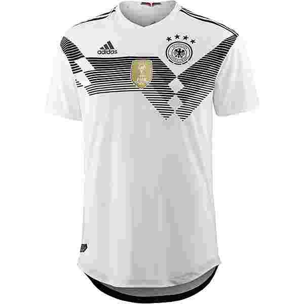 adidas DFB WM 2018 Heim Authentic Trikot Herren white/black
