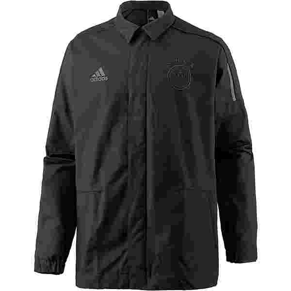 adidas DFB WM 2018 Trainingsjacke Herren black