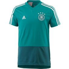 adidas DFB WM 2018 Funktionsshirt Kinder eqtgreen/realteal/white
