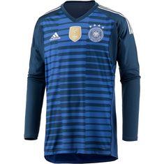 adidas DFB WM 2018 Heim Torwarttrikot Herren traceroya/subblue/white