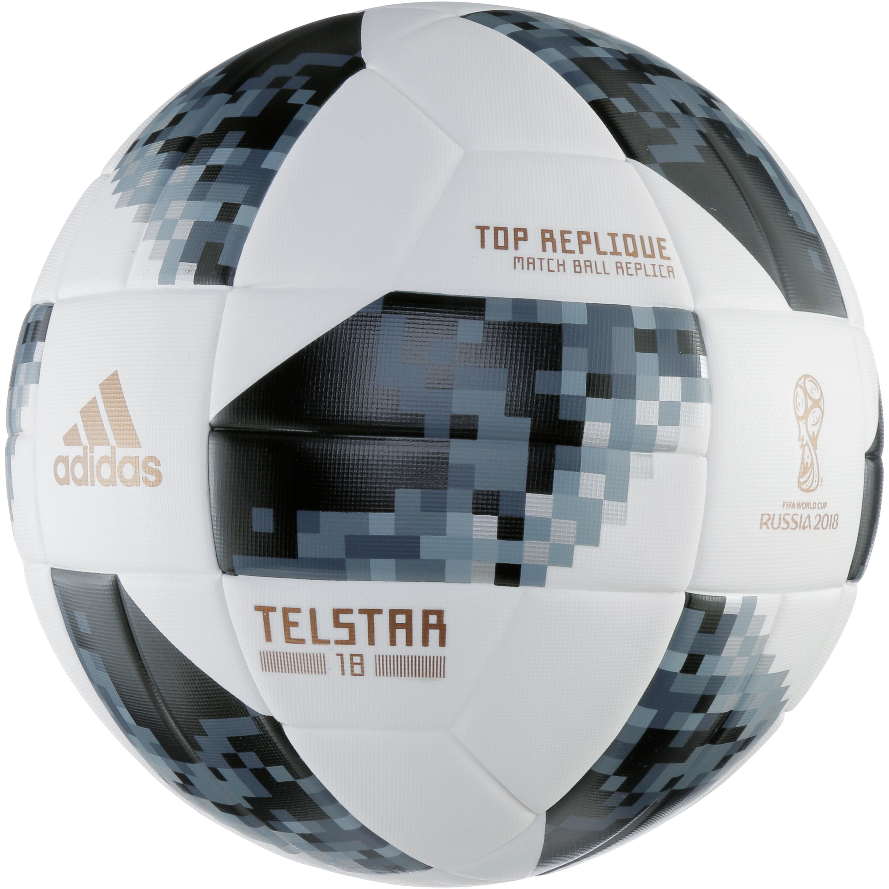 adidas World Cup Replica Telstar 18 Fußball