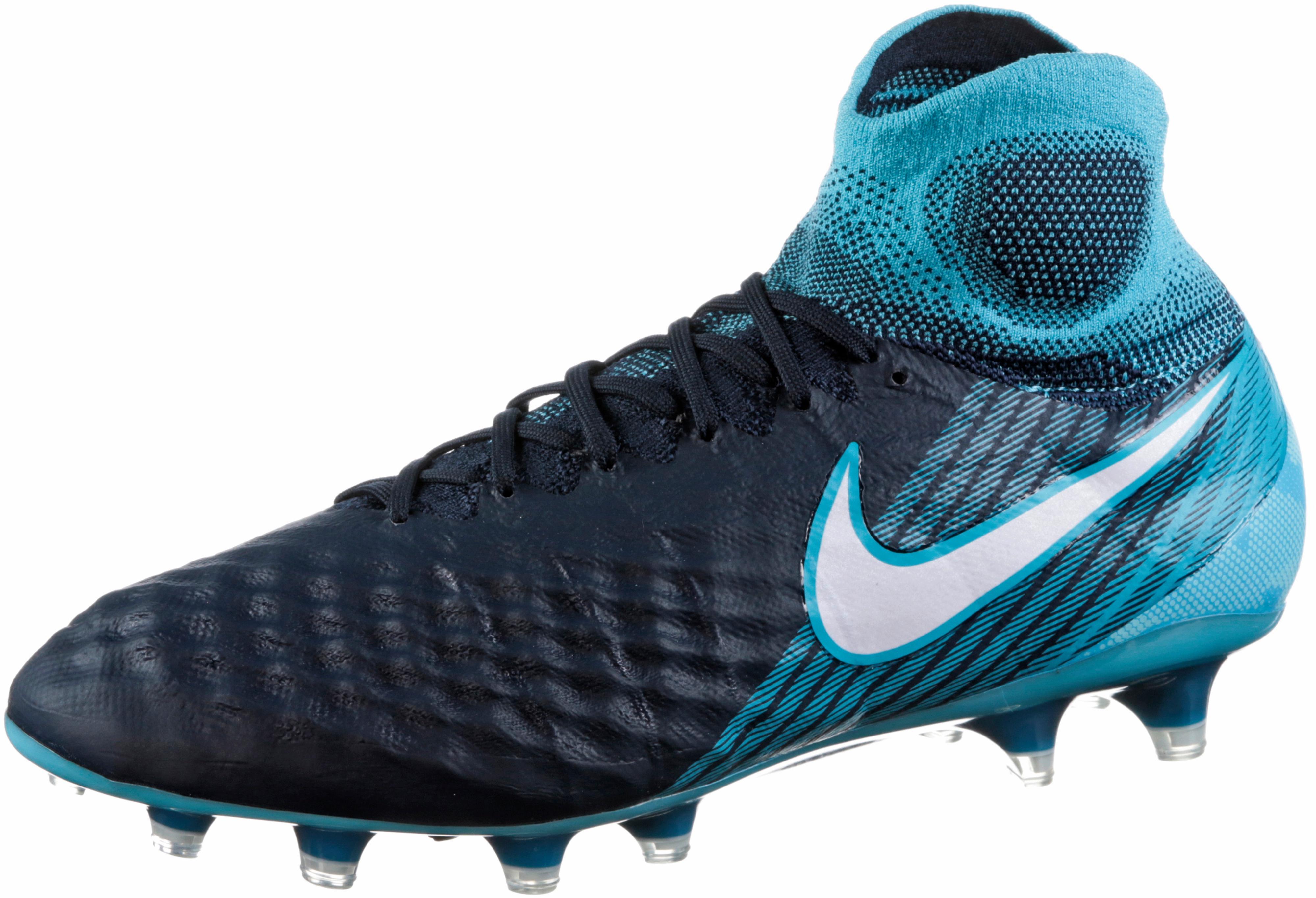 more photos 97521 3acac Nike MAGISTA OBRA II FG Fußballschuhe Herren obsidian/white-gamma  blue-glacier blue im Online Shop von SportScheck kaufen