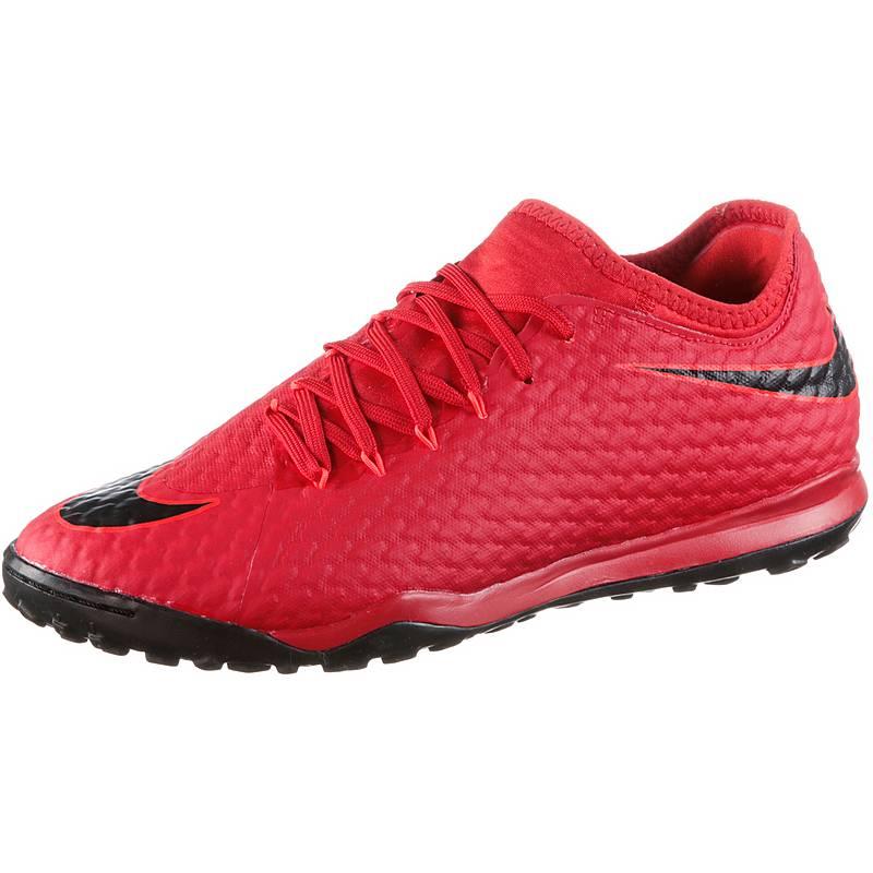 Nike HYPERVENOMX FINALE II TF Fußballschuhe Herren university  red black-bright crimson 743ea39ef751e