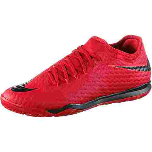 Nike HYPERVENOMX FINALE II IC Fußballschuhe Herren university red/black-bright crimson