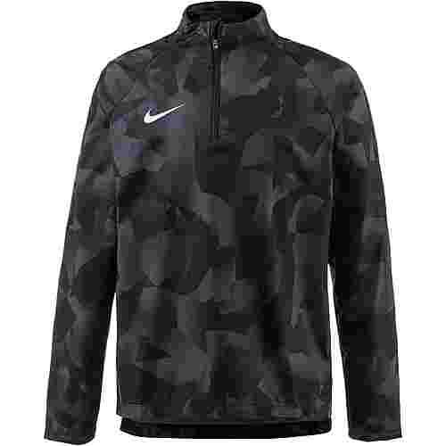 Nike Squad Funktionsshirt Kinder white/black/black/white