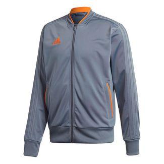 adidas Condivo 18 Jacke Trainingsjacke Herren Grey / Orange