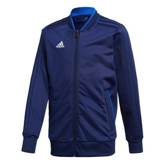 adidas Condivo 18 Jacke Funktionsjacke Kinder Dark Blue / White