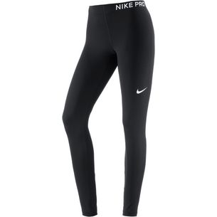 Nike Pro Tights Damen black-black-white