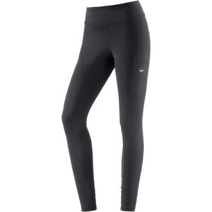 Nike Power Tights Damen black-clear