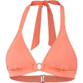 Maui Wowie Bikini Oberteil Damen apricot