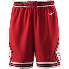 Nike CHICAGO BULLS Shorts Herren UNIVERSITY RED/WHITE/WHITE