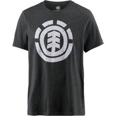 Element TRI DOT T-Shirt Herren CHARCOAL HEATHE