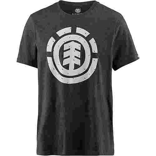 Element TRI DOT T-Shirt Herren CHARCOAL HEATHE