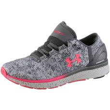 Under Armour Charged Bandit 3 Laufschuhe Damen OVERCAST GRAY / RHINO GRAY / PENTA PINK
