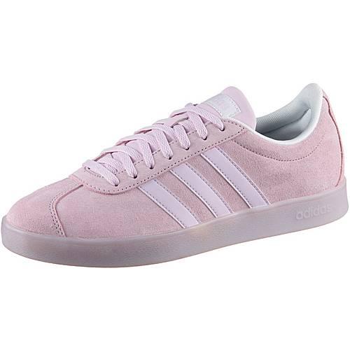 adidas VL Court 2.0 Sneaker Damen aero pink im Online Shop von SportScheck  kaufen