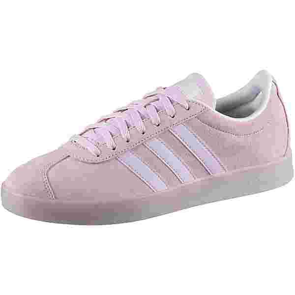 adidas VL Court 2.0 Sneaker Damen aero pink
