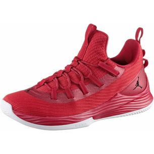 Nike Jordan Ultra Fly2 Sneaker Herren gym red-black-white