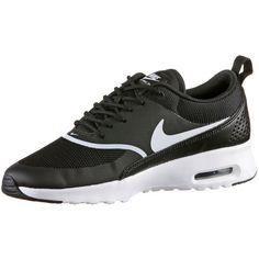 Nike AIR MAX THEA Sneaker Damen black-white