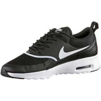 Nike AIR MAX THEA Sneaker Damen black-white