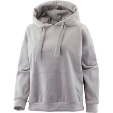Only Hoodie Damen silver