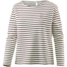 ARMEDANGELS Sweatshirt Damen off white-navy