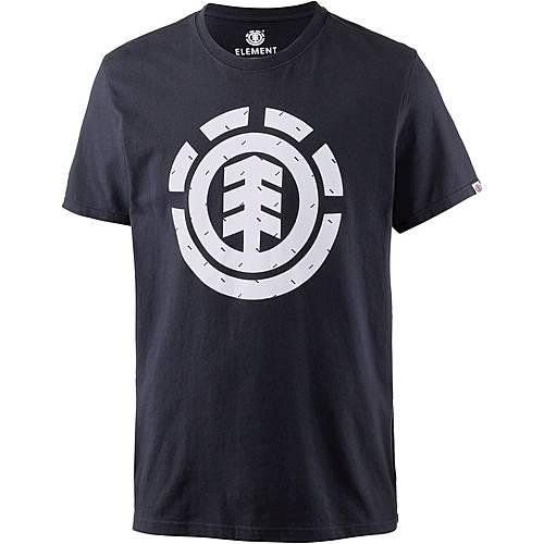 Element TRI DOT T-Shirt Herren ECLIPSE NAVY