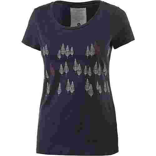 ARMEDANGELS T-Shirt Damen navy