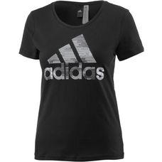 adidas Essential T-Shirt Damen black