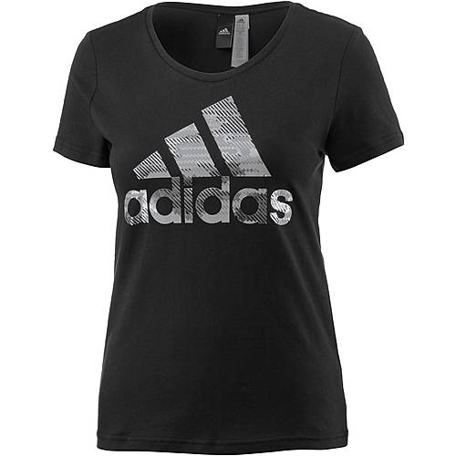 adidas Essential T-Shirt Damen black