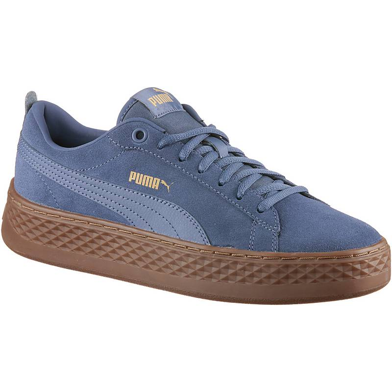 puma damen smash platform sd