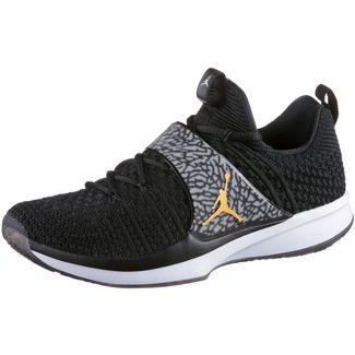 Nike Jordan Trainer2 Sneaker Herren black-metallic gold
