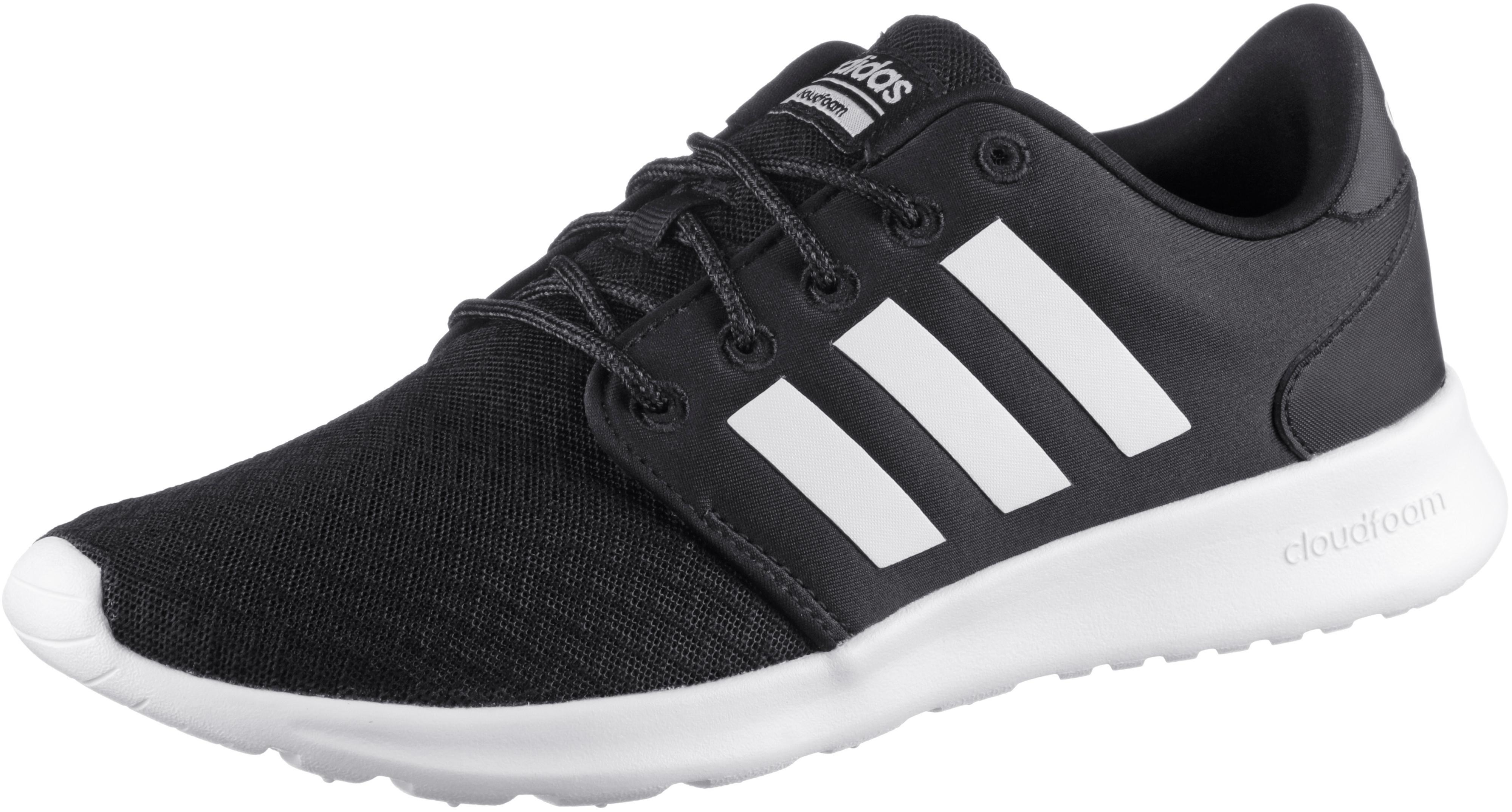 e7e268b615fa5f Adidas CF QT Racer Sneaker Damen core black im Online Shop von SportScheck  kaufen
