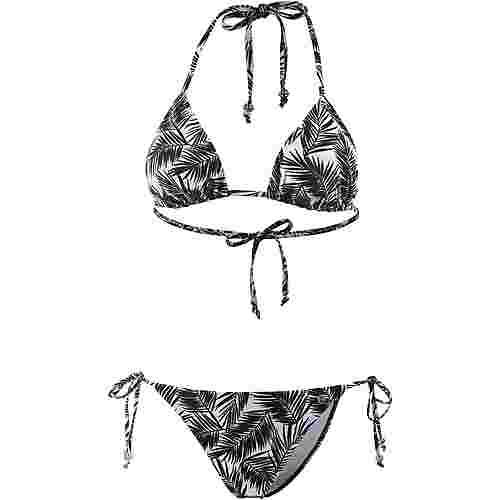 maui wowie bikini set damen schwarz wei im online shop von sportscheck kaufen. Black Bedroom Furniture Sets. Home Design Ideas