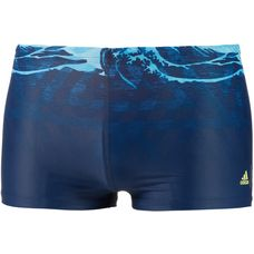adidas Parley for the Oceans Kastenbadehose Herren mystery blue